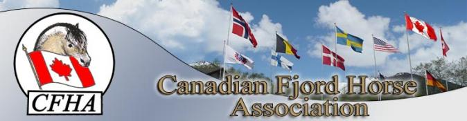 Canadian Fjord Horse Association